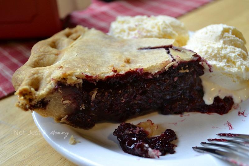 Pi Day Snohomish Pie Company marionberry pie