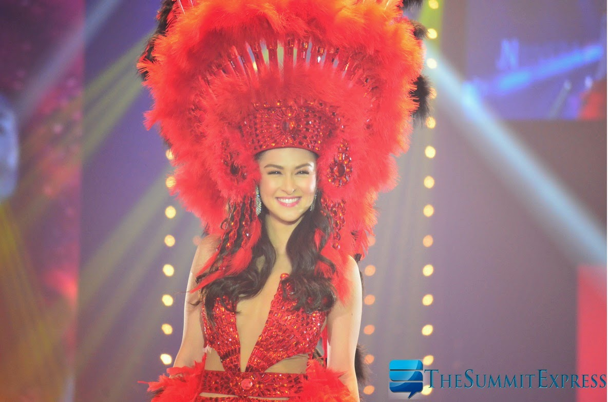 Marian Rivera sizzles anew at FHM Victory Party 2014
