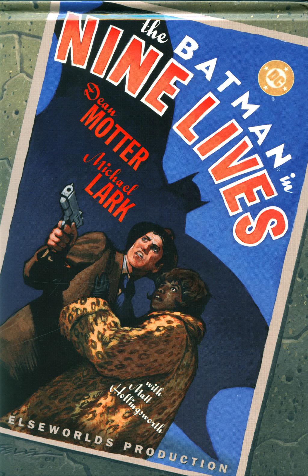 Batman: Nine Lives Full Page 1