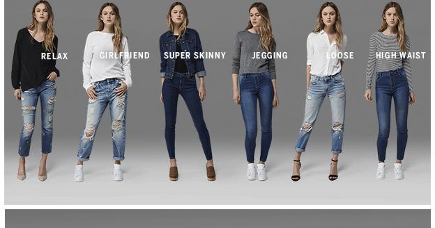 Rachel S Fashion Room Tipos De Jeans Y Claves Para Elegir Los Pantalones Vaqueros Para Mujer