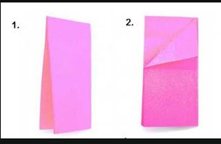 Cara Membuat Origami Bunga Sakura Dengan Mudah Beserta Gambarnya
