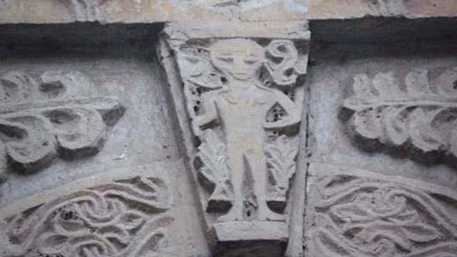Reliquia alienígena encontrada y destruida en Nazlet, Egipto
