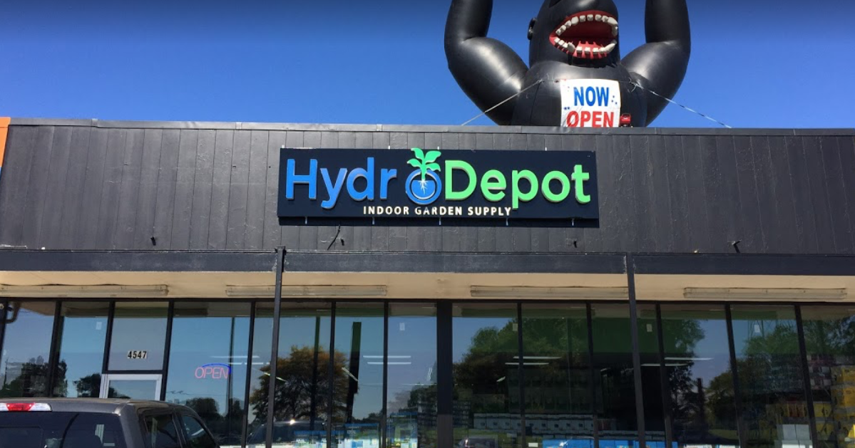 Michigan Medical Marijuana Report Hydro Depot Dominates