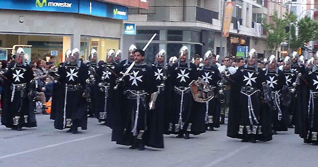 Caravaca de la Cruz, confraria de cristãos.