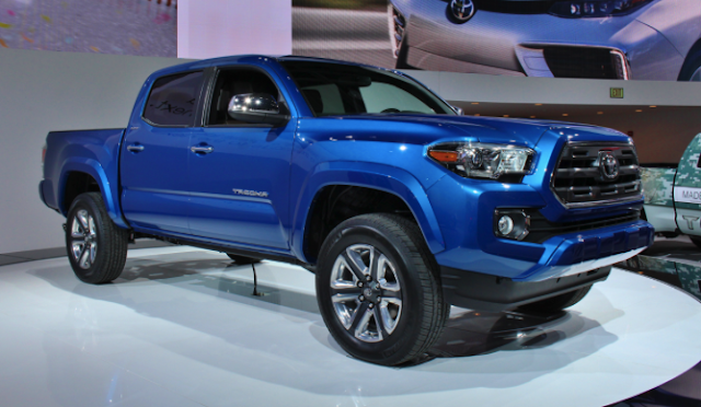 2017 10 Best Trucks and SUVs Review and Release Date