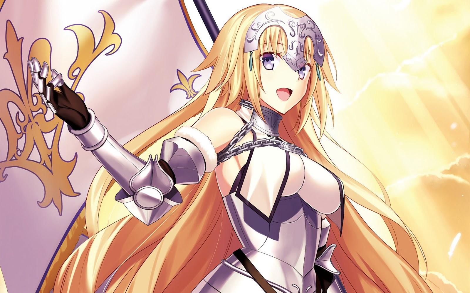 Fate AowVN%2B%252895%2529 - [ Hình Nền ] Anime Fate/GrandOrder tuyệt đẹp Full HD | Wallpaper