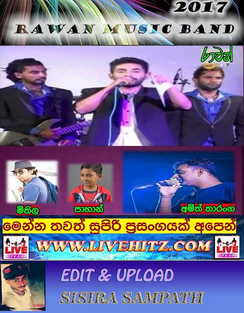 RAWAN MUSIC BAND LIVE SHOW 2017