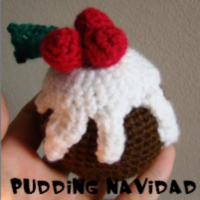 http://patronesamigurumis.blogspot.com/2017/12/pudding-de-navidad.html