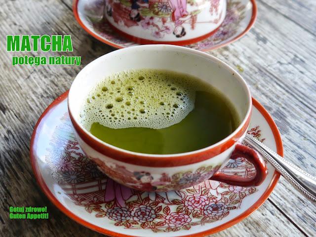 Matcha - potęga natury. Parzenie herbaty Matcha - Czytaj więcej »