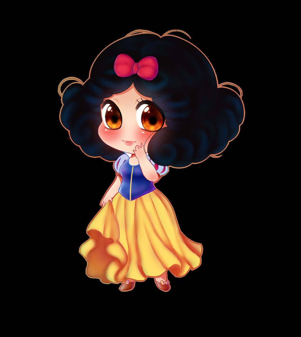 Snow White chibi công chúa Nàng bạch tuyết 9