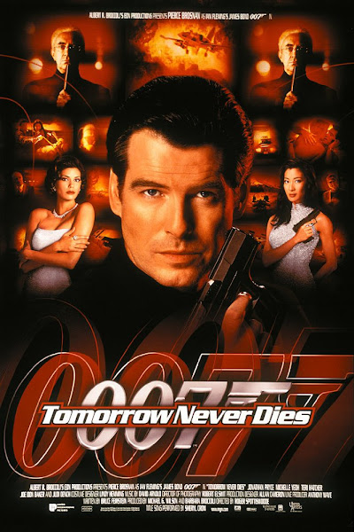 Poster Of James Bond Tomorrow Never Dies 1997 720p Hindi BRRip Dual Audio Download