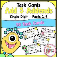 Add 3 Addends