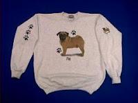 pug lover sweatshirt