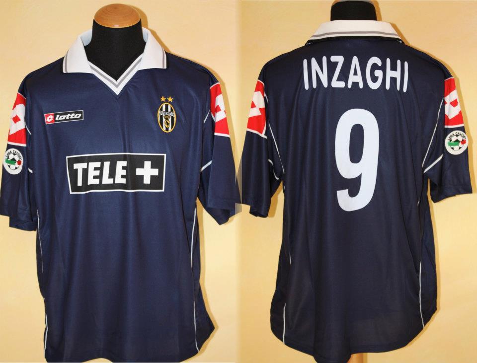 862d795cc19 shirt match worn JUVENTUS 1999-2000