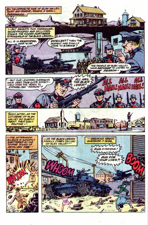 Read online Secret Origins (1986) comic -  Issue #19 - 17