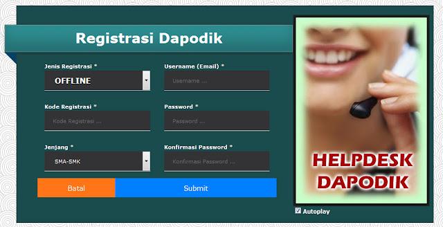 TIM Fasilitator Helpdesk Dapodik 2018