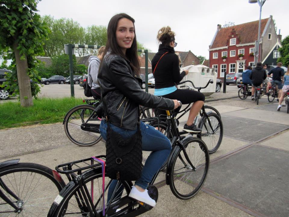 Edam bike ride