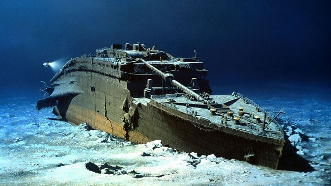 «Σε 8 μέρες εντόπισα τον Τιτανικό» - Ωκεανογράφος περιγράφει τη συναρπαστική ιστορία της ανεύρεσης του θρυλικού ναυαγίου
