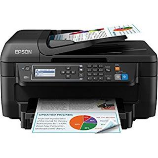 Epson WF-2750DWF Télécharger Pilote Pour Windows et Mac