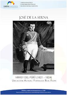 Virrey José de la Serna