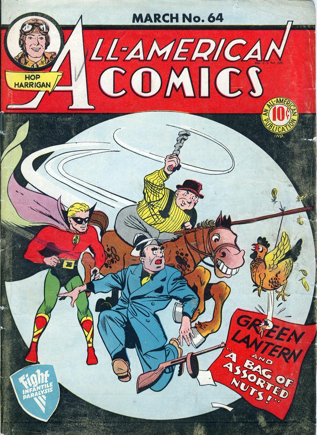 Read online All-American Comics (1939) comic -  Issue #64 - 1