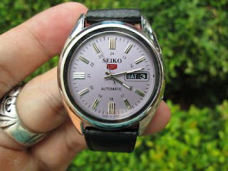 Jam Tangan Antik Seiko 7009-8140 Automatic Vintage Watch