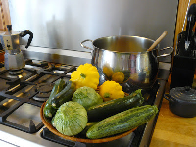 French Village Diaries Courgette #courgettecrisis