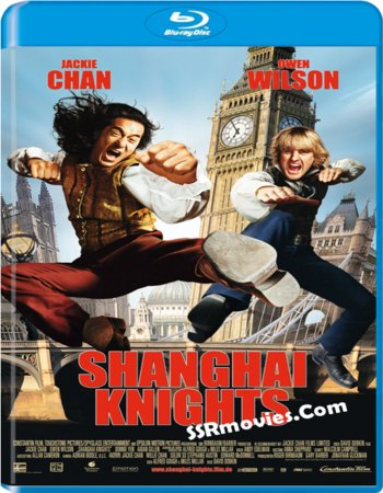 Shanghai Knights (2003) Dual Audio 480p