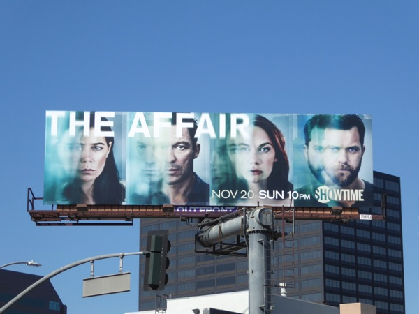 Affair season 3 showtime billboard