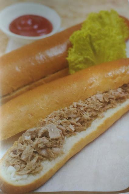 Resep Roti isi Tuna