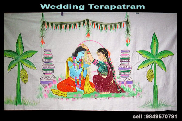 Wedding Marriage Tera Patra Tera chella Addu tera in Hyderabad Telangana ARTNVN