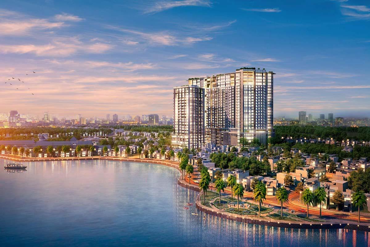 Tập đoàn JLL quản lý vận hành Sun Grand City Thuy Khue