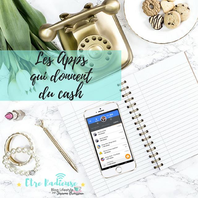 Les apps qui donnent du cash, comment ça marche?