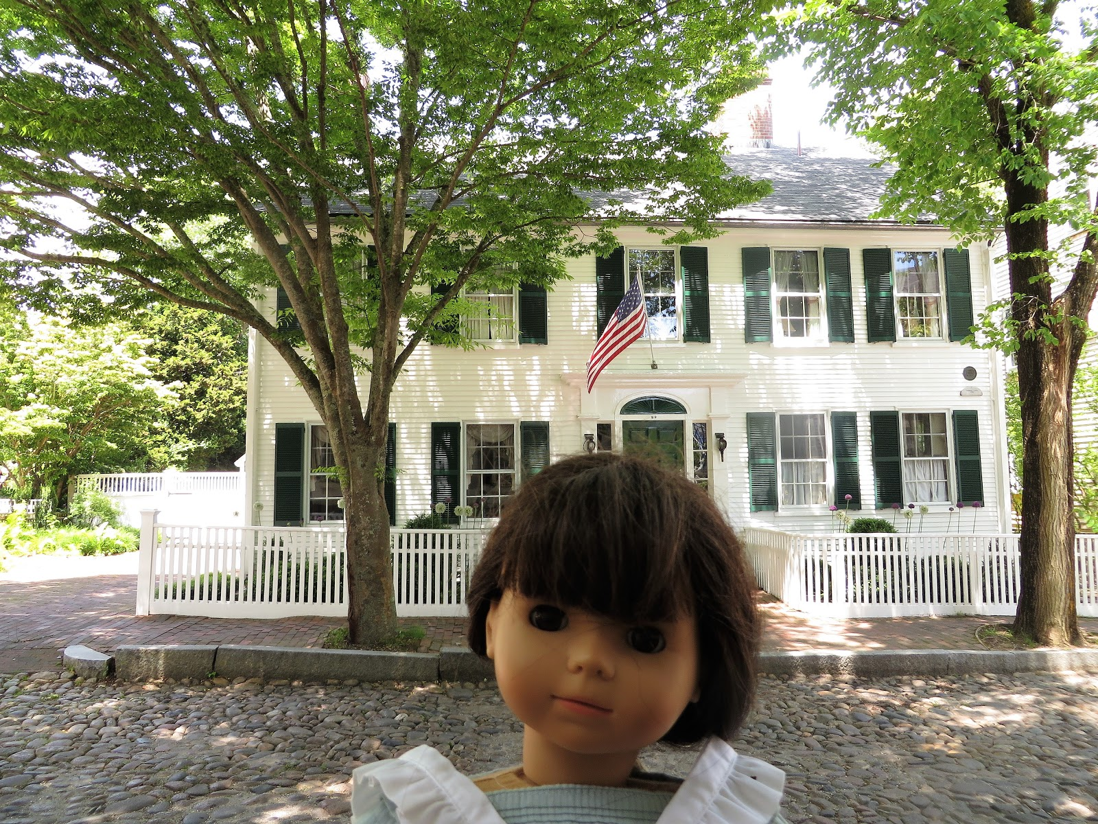 Woman from nantucket