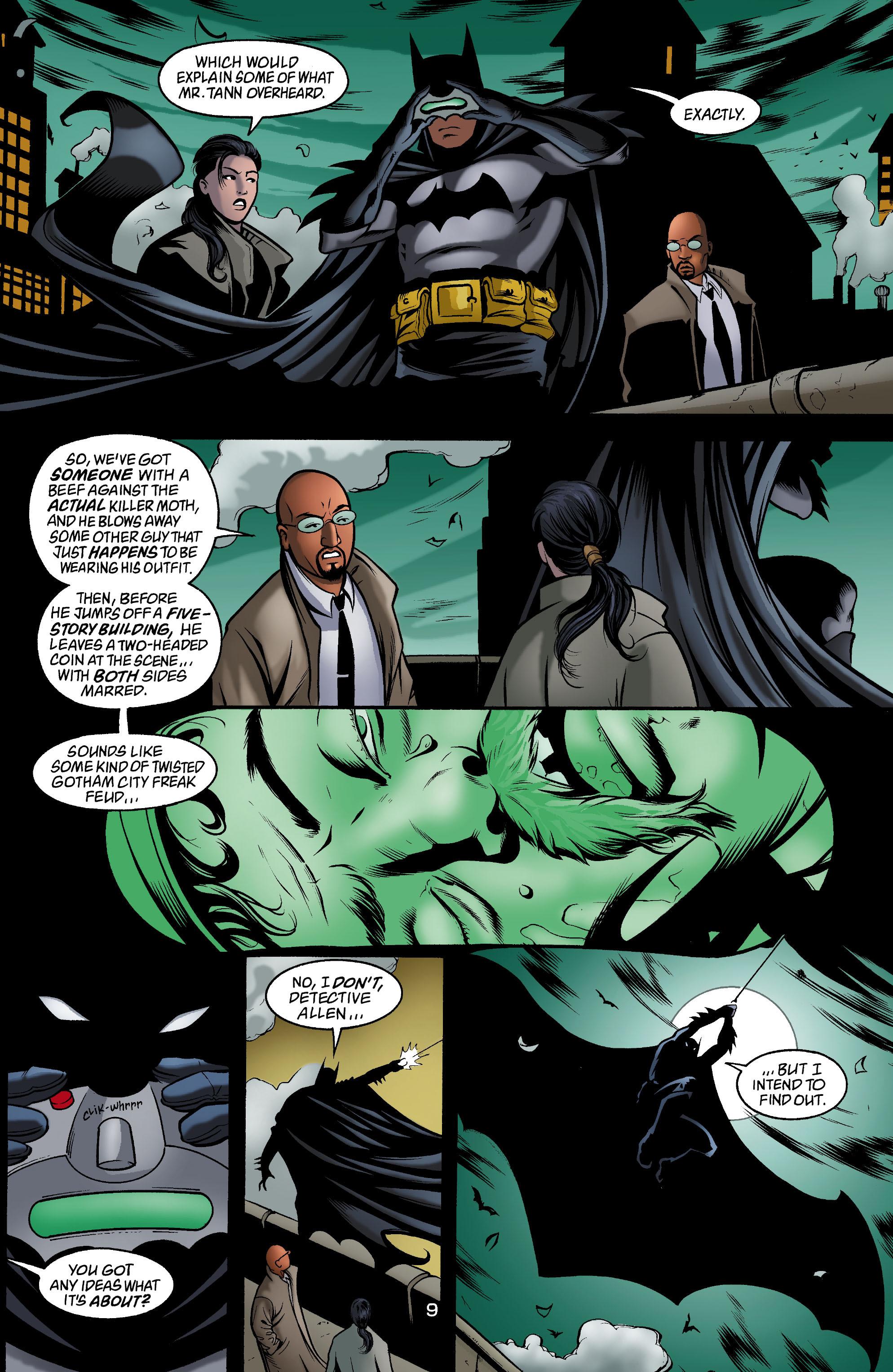 Detective Comics (1937) 777 Page 9