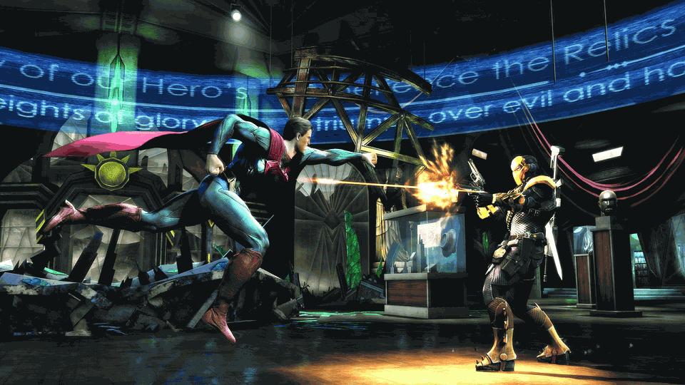 Download Game PS3 PKG Injustice: Gods Among Us – NPEB01673