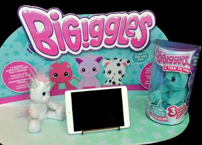 Мягкие игрушки BiGiggles