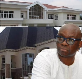 Fayose's N1.35 Billion 6 Properties SEIZED