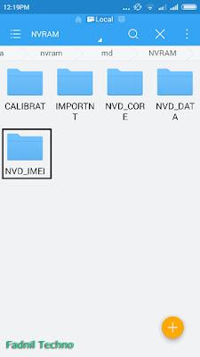 cara paling ampuh mengatasi Imei hilang dan Baseband Unknown Xiaomi Redmi Note 3 - IDWATERSHARE