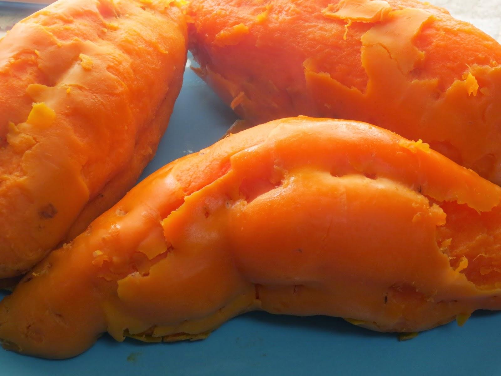 Dulce de boniato o batata Thermomix