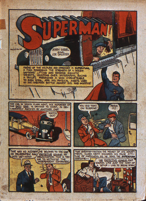 Action Comics (1938) 13 Page 2
