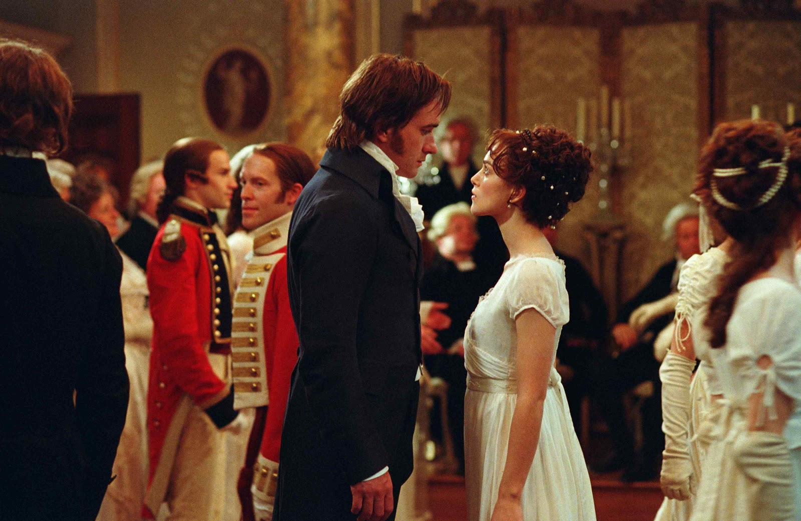 Do you have what it takes to play mr darcy