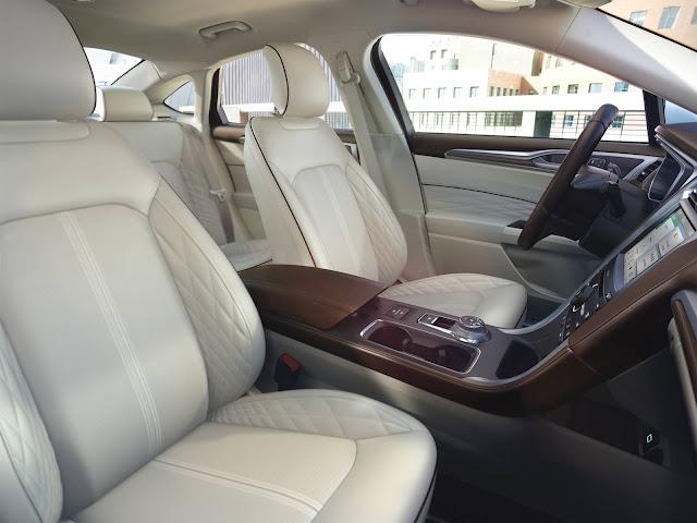 Novo Ford Fusion 2019