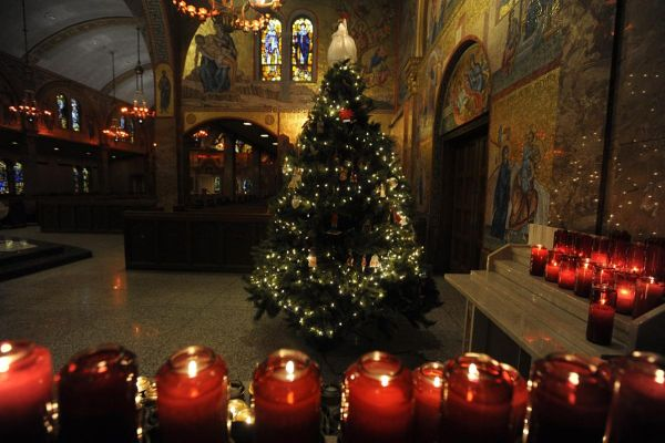 Eastern Orthodox Christmas.Eastern Orthodox Spirituality The Christmas Tree And