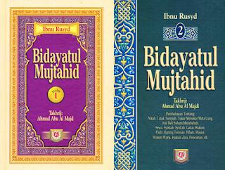 Terjemah Bidayatul Mujtahid Karya Ibnu Rusyd