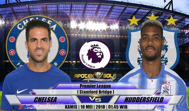 Prediksi Chelsea vs Huddersfield Town 10 Mei 2018