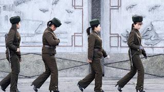 North Korea stays quiet