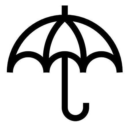Paraplu Kleurplaat Huis Lief Huis Regen Regen Regen