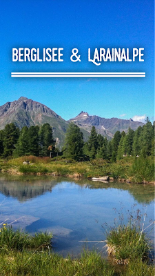 Rundwanderung Berglisee Larain Wandern Ischgl Mathon Rundweg zum Berglisee Larainalpe Paznauntal Tourenbericht Tirol Österreich GPS Track BMA