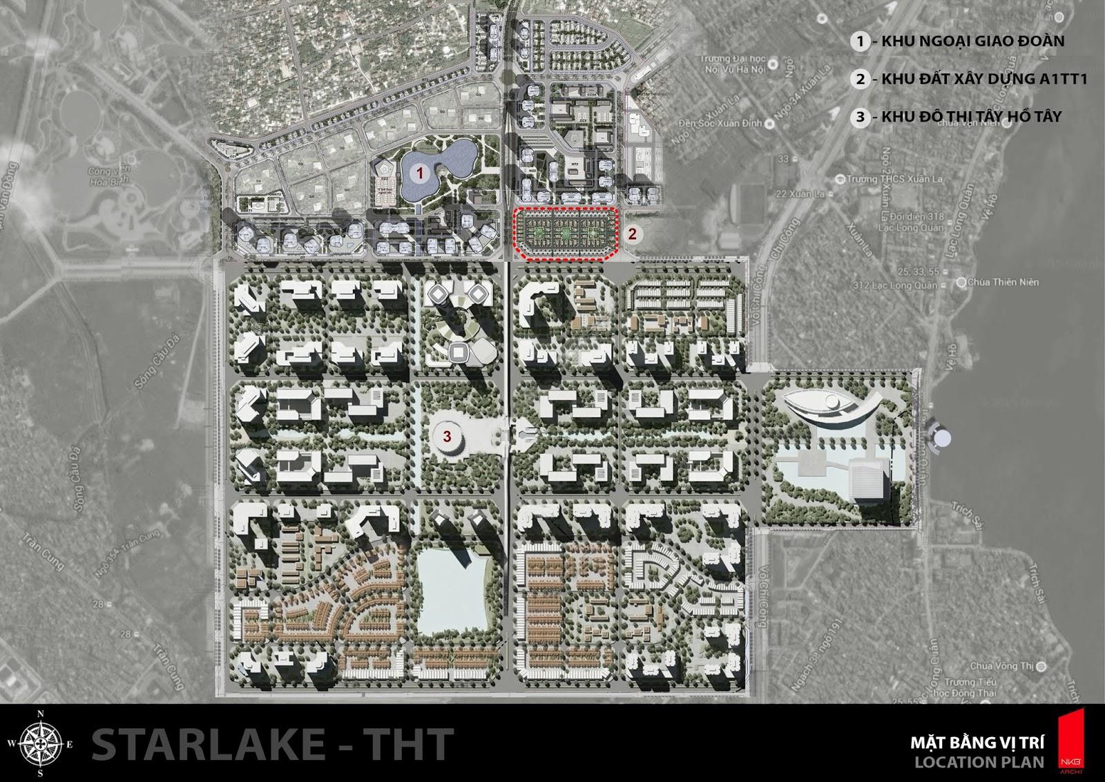 Tầm nhìn của dự án Biệt thự Tây Hồ Tây trong tương lai